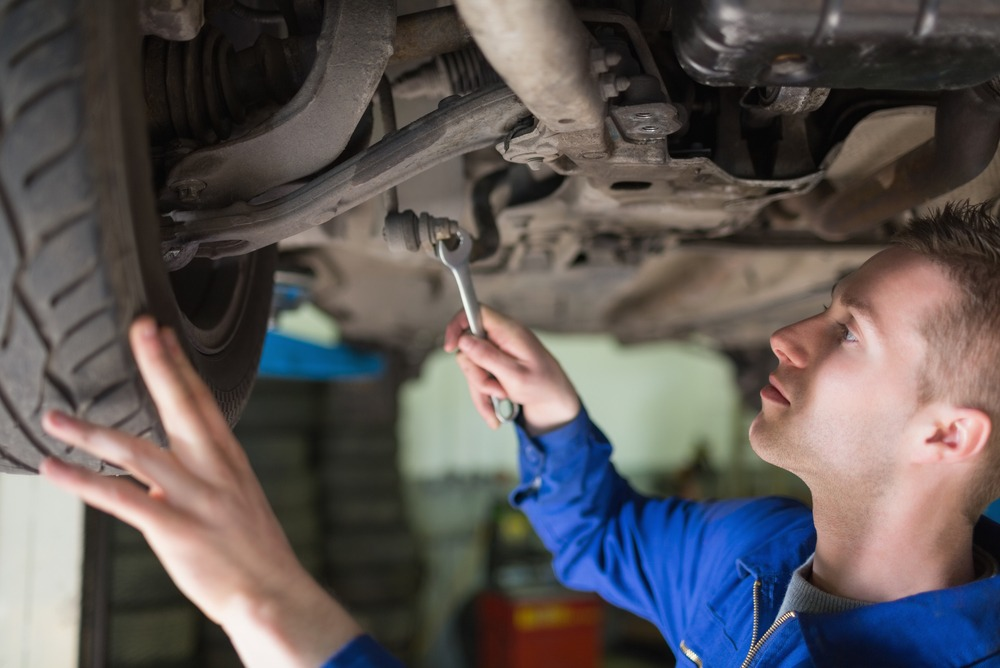 Professional car servicing in Dorset