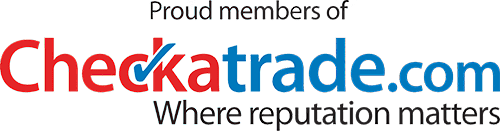 S & H Motors checkatrade logo
